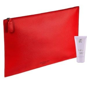 Mugler Trio: Cosmetic Bag+Alien & Angel Body Cream